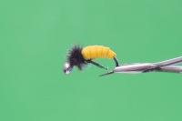 Нимфа Пенка со страусом