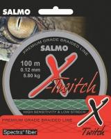 Шнур плетёный X-Twitch (Salmo), 100м