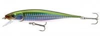 "Воблер MINNOW N45 ""Rainbow Green"" (Cormoran), 12.0см, 17.0г"