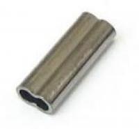 Трубочка обжимная двойная 0.8x1.7x8мм (Рыболов)