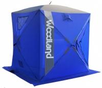 Палатка зимняя Woodland Ice Fish 2, 160х160х180 см (цвет синий)