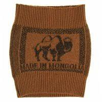 Пояс вязаный 100% шерсть верблюда (про-во Монголия)