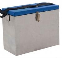Ящик для зимней рыбалки, оцинкованный