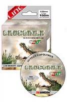 "Леска SWD ""Crocodile"" прозрачная 100 м, вакуумная упаковка"