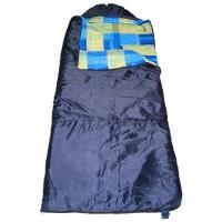 Спальный мешок БАТЫР XXL СОШ-3 (220*90) синий Helios (синтепон)