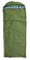 Спальный мешок Woodland Berloga 400 L (шерсть+холофайбер)