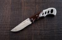 Складной нож Скаут-2: сталь кованая 95Х18