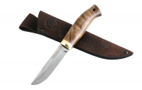 Нож Финский малый: сталь кованая 95Х18