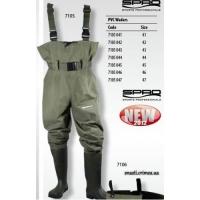 Полукомбинезон SPRO PVC Chest Waders