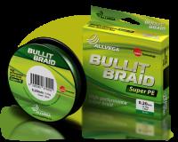 "Леска плетеная ALLVEGA ""Bullit Braid"" темно-зеленая"