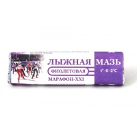 Лыжная мазь Марафон-XXI МБФ-1